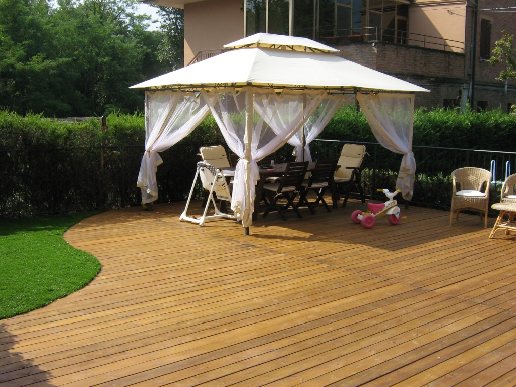 Casa immobiliare accessori giardino in terrazza for Giardino in terrazza